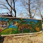 Тигриный гараж