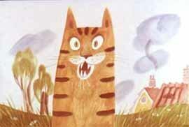 Про тигрёнка, любившего принимать ванну