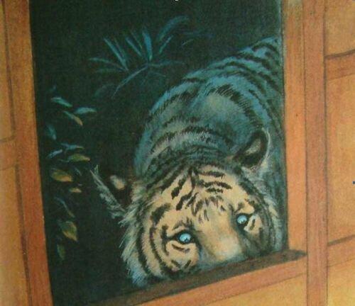 Белый тигр и сушеная хурма