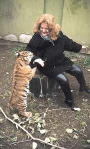 Тиграм холод природой назначен