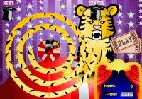 Флэш-игра - Лабиринт тигра