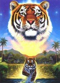 Его величество тигр, властелин Азии