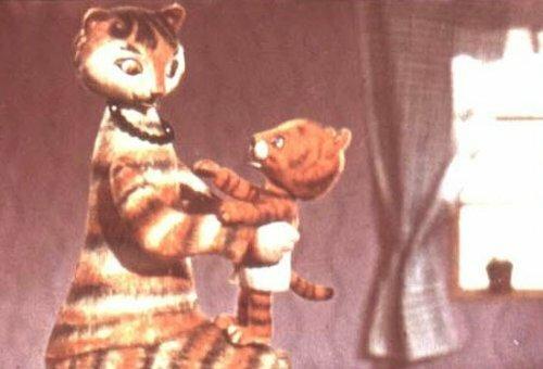 Тигрёнок Бинки и его полоски
