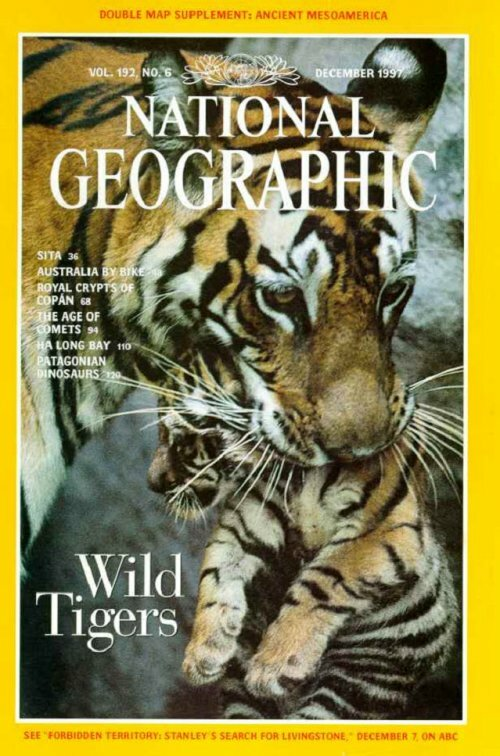 National Geographic Vol. 192 No. 6 December 1997