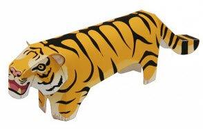 """Модель для склеивания """"Тигр"""""""