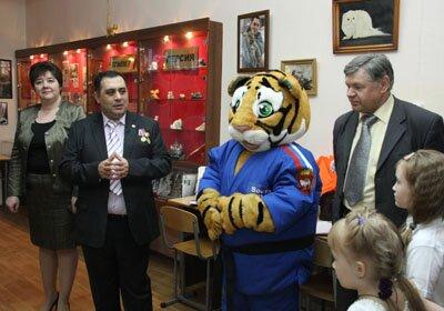 Музей спасенных животных открылся в Челябинске (фото)