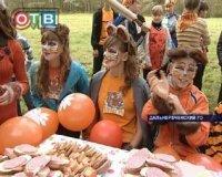 В Приморье проходит череда праздников в честь хозяина тайги - тигра (видео)